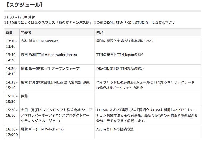 TTN_Azure_Schedule